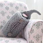 Free Crochet Pattern - Elephant Blanket