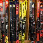 Testovací lyže 2020