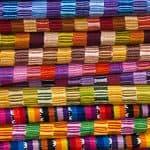 Mexico - Souvenirs on a market