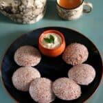 Ragi Idli recipe