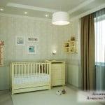Заказать дизайн проект детской комнаты