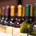 wine bottles, mg magazine