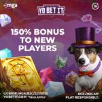 Is Yobetit Casino legit? Review, 150% free bonus, promotions
