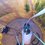 Tratamiento legionella sistema de agua fria consumo humano y contra incendio en complejo medio ambiental en Córdoba