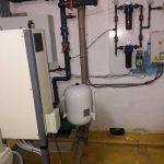 Control de legionella y desinfección en sistema de agua fría y agua caliente de Hotel del Centro de Sevilla