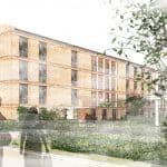 Lübeck Stadtteil Sankt Lorenz Neubau Wohnungen Projektentwickler Deutschland