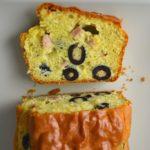 Plumcake olive e prosciutto bimby