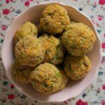 Polpette di patate e fagiolini bimby