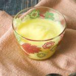 Crema al limone senza uova bimby