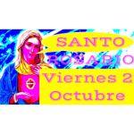 Santo Rosario de Hoy Viernes 2 Octubre 2020 Misterios Dolorosos
