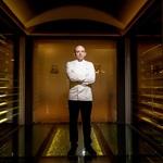 The Vineyard Hotel Judgement of Paris Tasting Menu