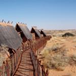 !Xaus Lodge, The Kalahari Desert