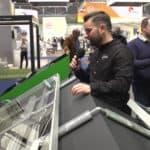 PMT Premium Mounting Technologies bei den Dreharbeiten von VORSATZ.MEDIA auf der Smarter E