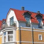 Mit einem Mansarddach kann man mehr aus dem Dachgeschoss herausholen