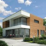 Wohnhaus im Bauhaus-Stil
