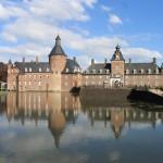 Wasserburg Anholt: Immer für eine Belagerung gut
