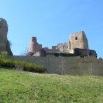 Der rästselhafte Schacht von Burg Frauenstein
