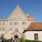 Schloss Unternzenn: 100.000 Euro für Fassadensanierung