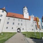 Schloss Höchstädt: Wo die Nazis Beutekunst bunkerten