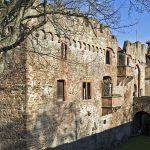 Der eingemauerte Ritter von der Heidelberger Tiefburg