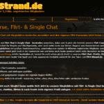 Flirt-Strand.de – Flirt- & Single Chat mit über 2,3 Mio. registrierten Mitgliedern