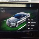 Modos de conducción Mercedes-Benz Clase C Coupe 220d