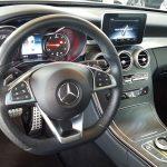 Salpicadero Mercedes-Benz Clase C Coupe 220d