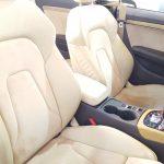 Asientos delanteros Audi A5 Cabrio 3.0 TDI Multitronic