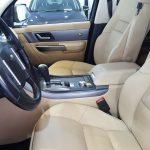 Asientos delanteros Land-Rover Range Rover Sport 2.7 TD