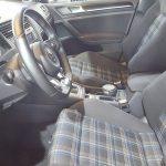 Asientos Volkswagen Golf 1.4 TSI DSG GTE Negro