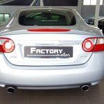 Trasero Jaguar XK8 4.2 Coupe