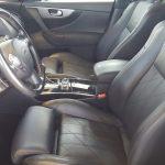 Interior delantero Infiniti FX 3.0D V6 S Premium