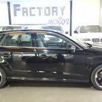 Lateral Audi A3 1.4 TFSI e-tron