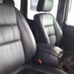 Asientos delanteros Mercedes-Benz Clase G 320 CDI STW