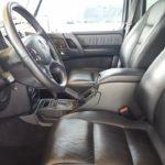 Interior delantero Mercedes-Benz Clase G 320 CDI STW