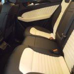 Asientos traseros Mercedes-Benz GLE 43 Coupe AMG