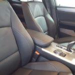 Asientos delanteros BMW X4 xDrive30d
