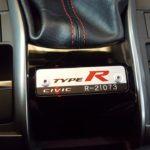 Palanca de cambios Honda Civic 2.0 TYPE R GT