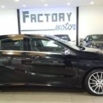 Lateral Mercedes-Benz Clase A 250 AMG Line