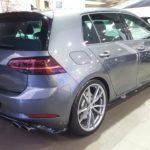 Trasero Volkswagen Golf R 2.0 TSI 310CV DSG