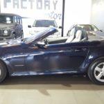 Descapotable Mercedes-Benz SLK 200