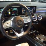 Salpicadero Mercedes-Benz Clase A250 4MATIC
