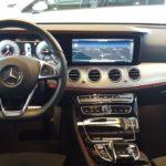 Salpicadero Mercedes-Benz Clase E 220d AMG