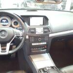 Salpicadero Mercedes-Benz E 220d Cabrio