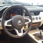 Vista piloto BMW Z4 sDrive20i