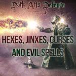 hex curse jinx evil spell