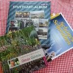 Geschenktipp: Neue Bücher über Stuttgart