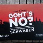 Stuttgart-Buchtipp: Uwe Bogen – Goht's no?