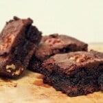 Zelf brownies maken