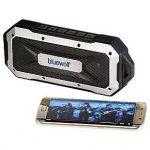 Leeds Boulder Waterproof Outdoor Bluetooth® Speaker